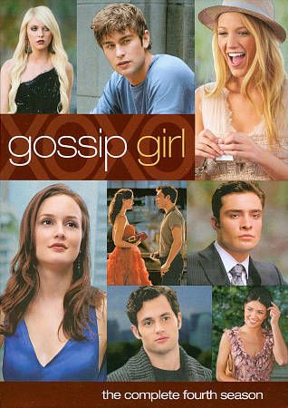 Gossip Girl: Season 4---NEW, FACTORY SEALED!!!