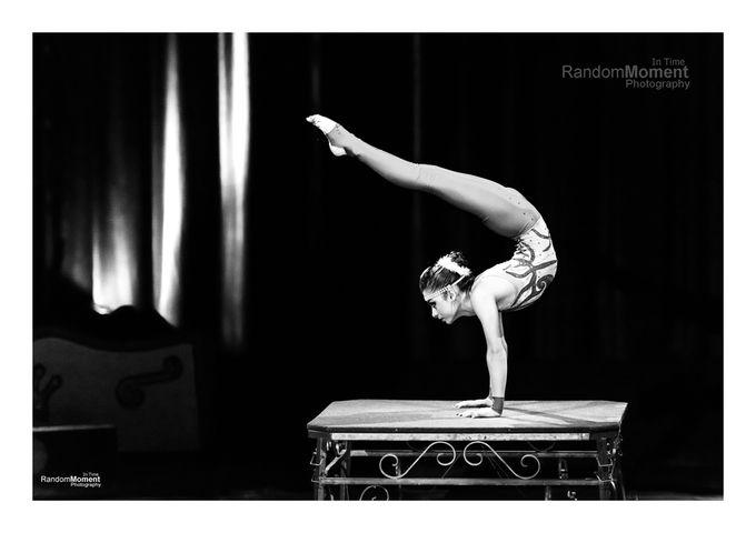 Sneak peak from last night shoot for Circus Royal