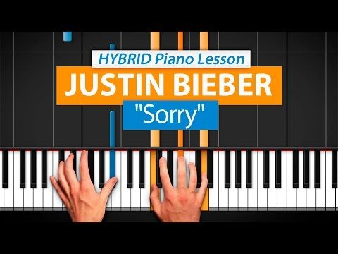 """How To Play """"Sorry"""" by Justin Bieber 