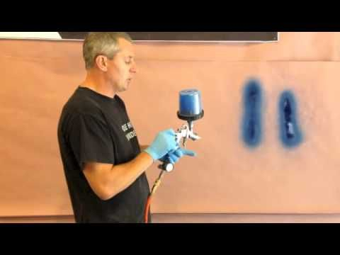 How To Mix Car Paint - Understanding Paint Mixing Ratios with Kevin Tetz at Eastwood - YouTube