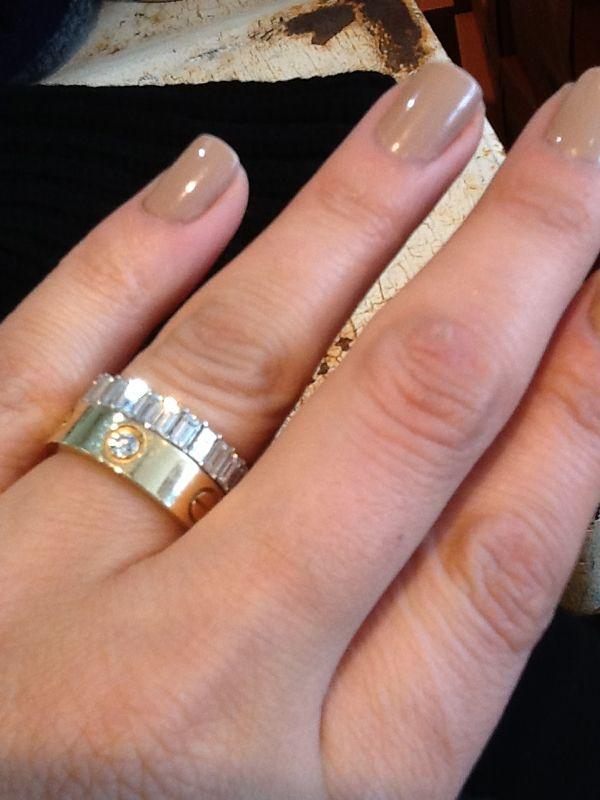 Best 25 Cartier love ring ideas on Pinterest