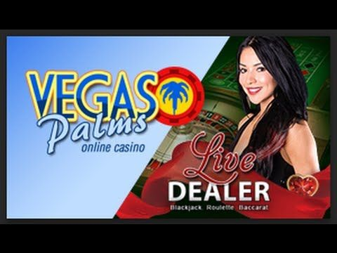 I really like Vegas Palms Online Casino especially for their live dealers. They are efficient and friendly and know exactly what they are doing #onlinecasino #livedealer #bonuscasino www.bonusplaycasinos.com