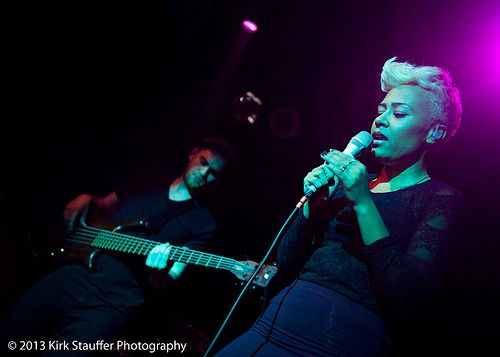 Emeli Sandé @ Crocodile Cafe
