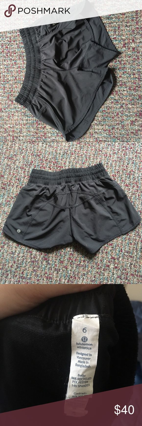 Lululemon Shorts Worn but in very good condition! lululemon athletica Shorts