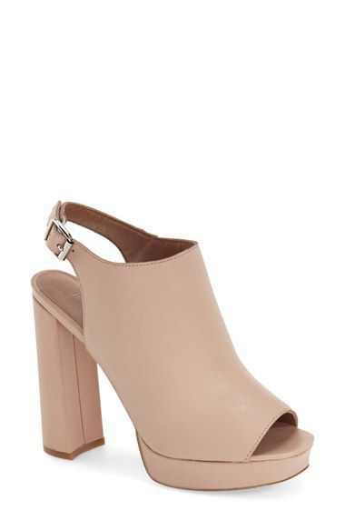 Free shipping and returns on Jeffrey Campbell 'Payola' Platform Sandal (Women) at Nordstrom.com. A wrapped, sky-high heel completes the retro-inspired look of a chic leather sandal set on a bold platform heel.