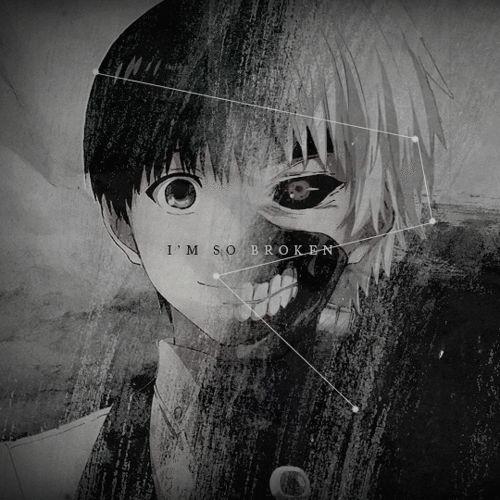 TG // ⬛️ Kaneki Ken 金 木 研 ⬜️