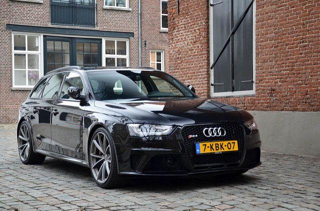 Audi RS4 Avant B8 | ///amg87 | Flickr