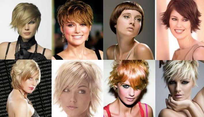 Kurze Frisuren-5 – Trendhaarmodelle