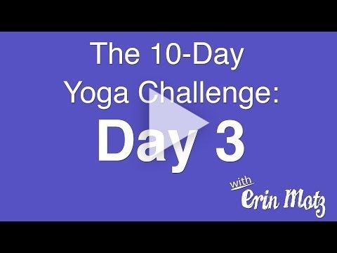 Well hello bikini season, let me introduce you to my secret weapon! 10 Day Yoga Challenge: Day 3 -Yoga for Lower Abs - YouTube