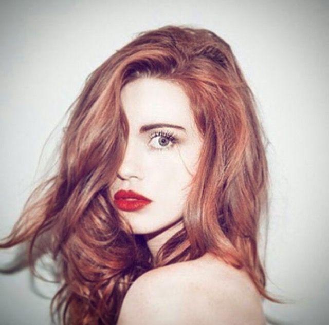 She's stunning
