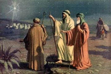 Kids Bible story of the three wise men