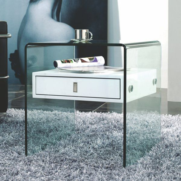 Designers have made this chic looking night stand with excellent quality products.
