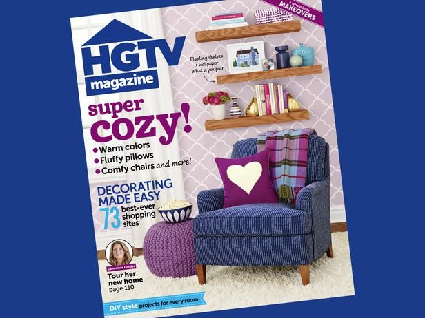 what is hgtv magazine 5