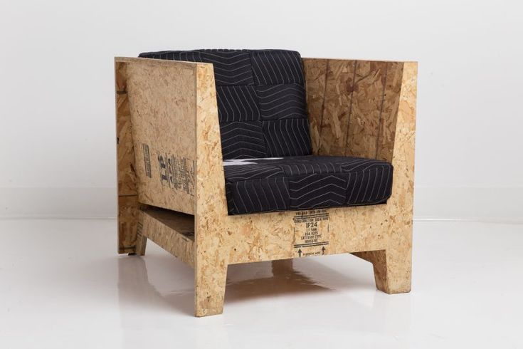 Chris Rucker, High Club Chair, USA, 2016 | Todd Merrill Studio