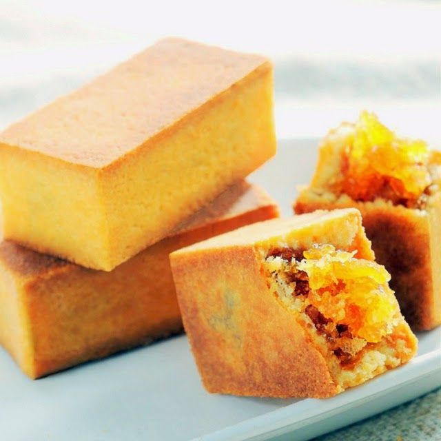 鳳梨酥│パイナップルケーキ | 日本で作れる台湾料理