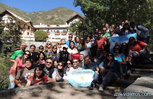 Villavicencio, Argentina, foto de uno de los diarios ganadores del concurso de abril. Foto del viajero amo-viajar. Mira más diarios ganadores en www.viajeros.com