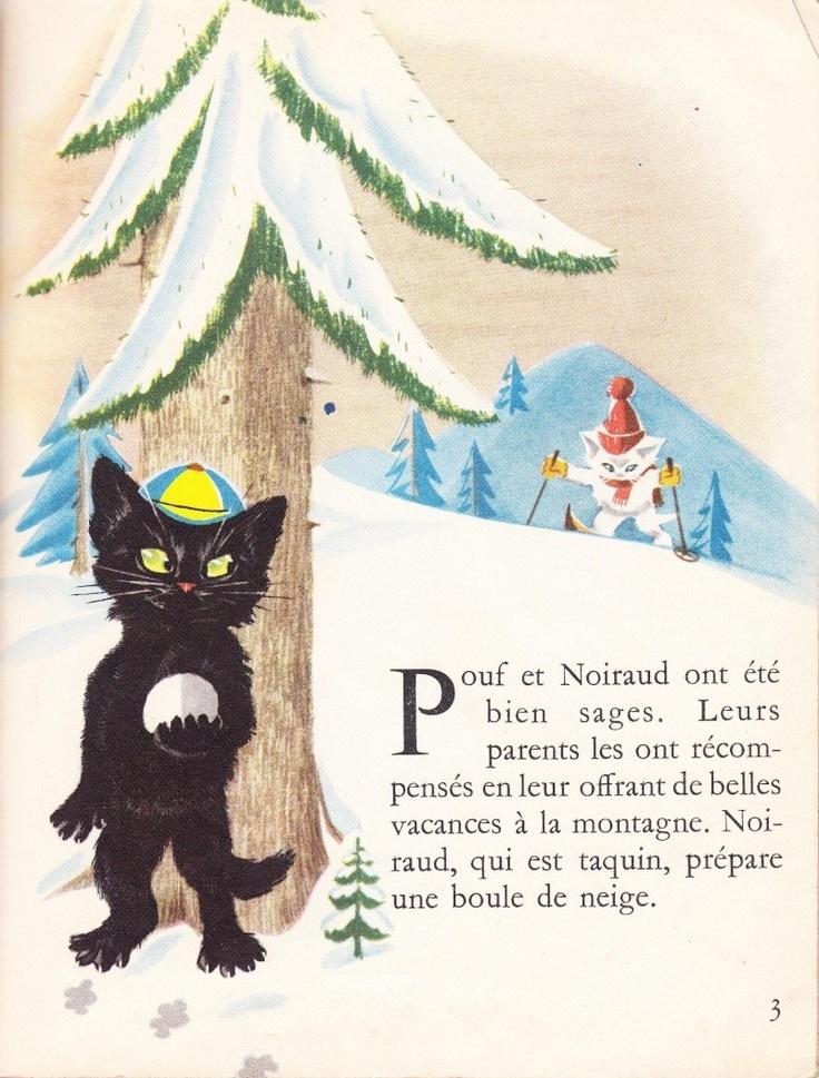 Pouf et Noiraud - Pierre Probst