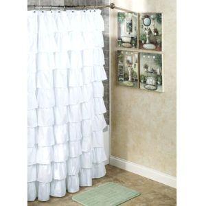 Lighthouse Nautical Shower Curtain Hooks Set