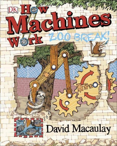 How Machines Work: Zoo Break! - primary image