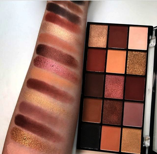 Makeup Revolution Foundation Stick Swatches F5 diese Makeup Revolution Foundation …   – Makeup Revolution