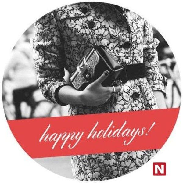 """happy holidays"" by ntynomaigr on Polyvore"