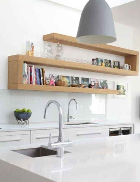 16 Lovely Ideas For Kitchen Open Shelves Lovely Home Diy Ideas