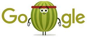 Dag 10 av Doodle Fruit Games 2016! Läs mer på g.co/fruit