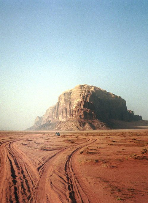 The Wadi Rum Desert of Jordan. Story and photos by Dan Sadgrove for Passion Passport
