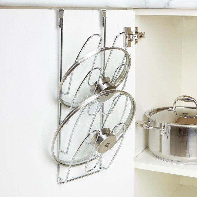 Хранение крышек на кухне – Полезные советы