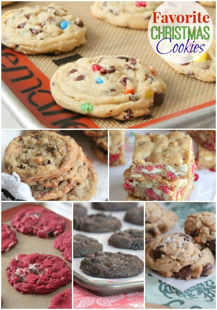 15 Favorite Christmas Cookies by Picky Palate!