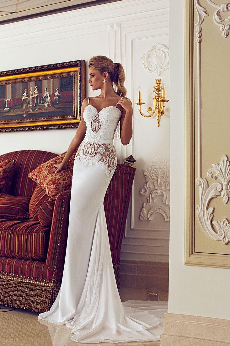 Dimitrius dalia wedding dress