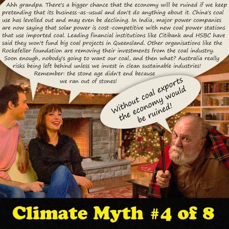 climate change myth #4