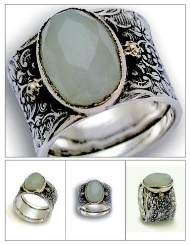 24 best images about jade rings on pinterest jade. Black Bedroom Furniture Sets. Home Design Ideas