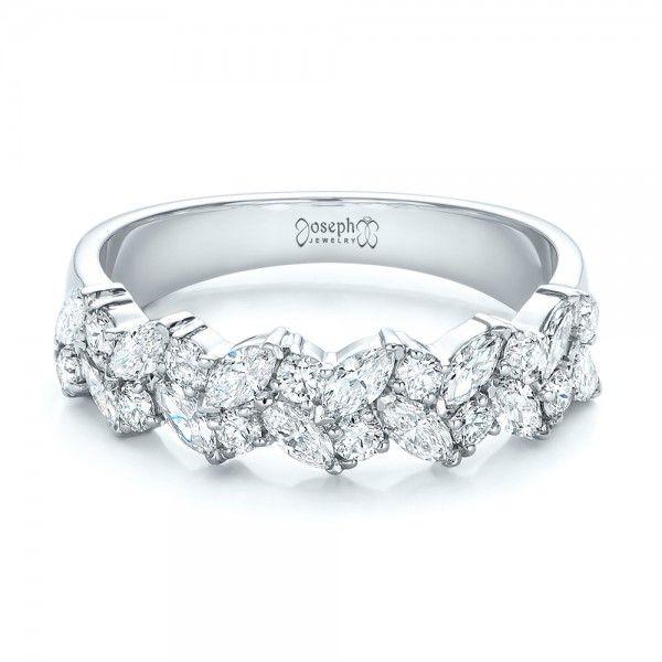 Beautiful Custom Diamond Wedding Ring