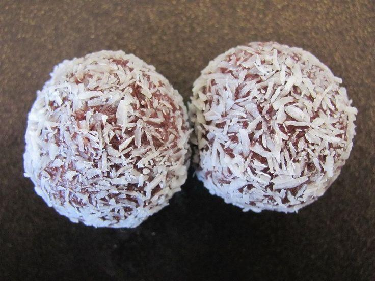 Heart & Soul chocolate truffles (sugar free, dairy free, wheat free, gluten free). R18 for two.