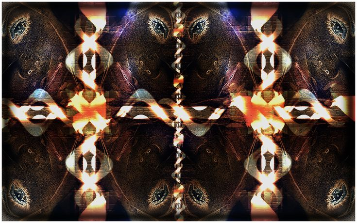 Candle ~ Pararel #abstract #abstractART ~