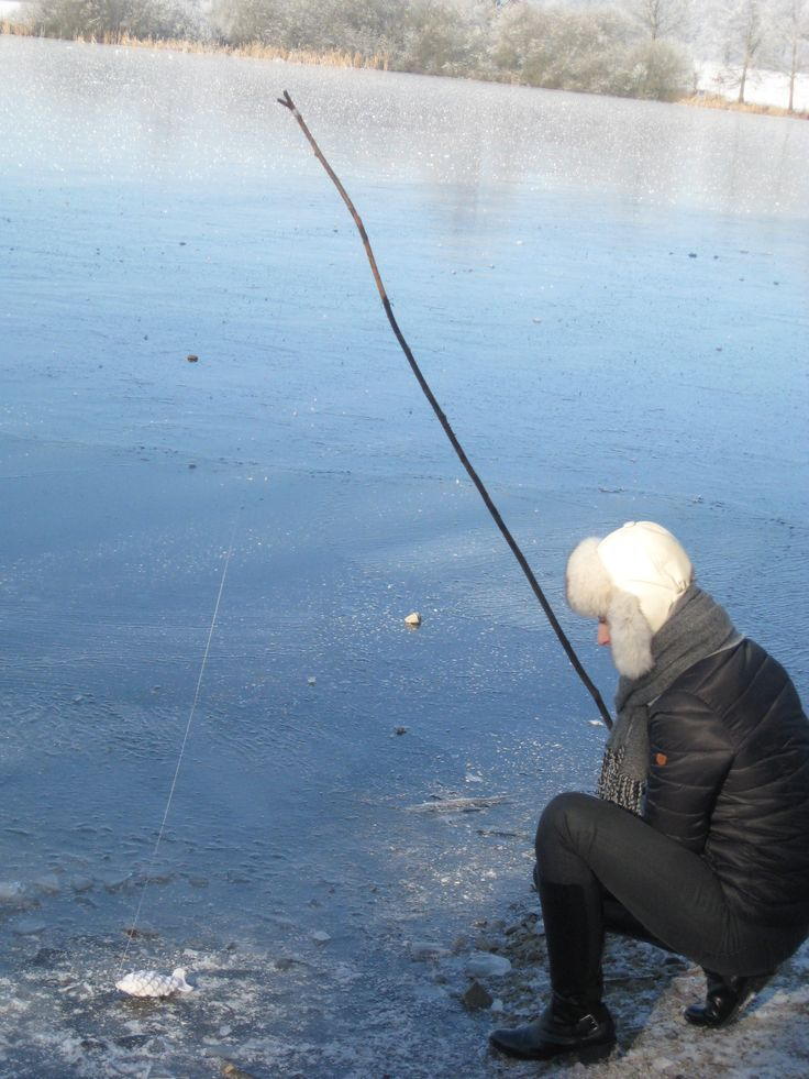 1.1.2017 Novoroční rybolov