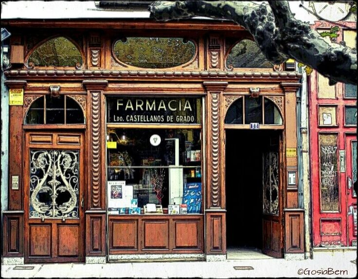 Ancienne pharmacie pharmacies du monde novella for Dream store firenze