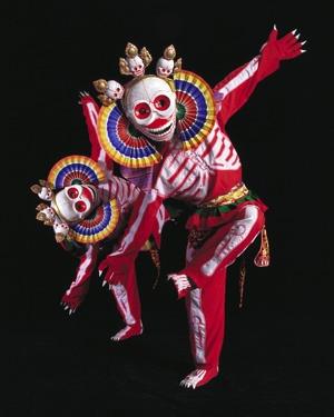 Tibetan Dance of the Skeleton Lords