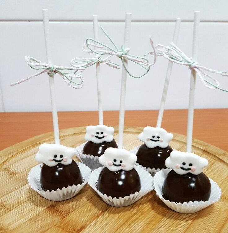 Cakepops nube