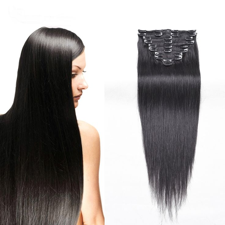 """Looking for long Human Hair extensions? The latest celebrity craze in Hollywood! 24""""-34"""" Brazilian Human Hair Extensions? Visit us https://www.chichairextensionsltd.co.nz/"""