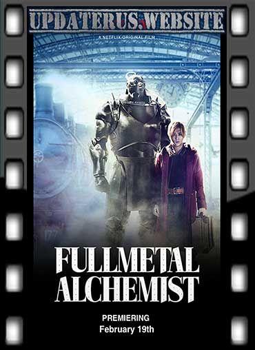 NONTON FILM STREAMING FULLMETAL ALCHEMIST (2018) SUBTITLE INDONESIA