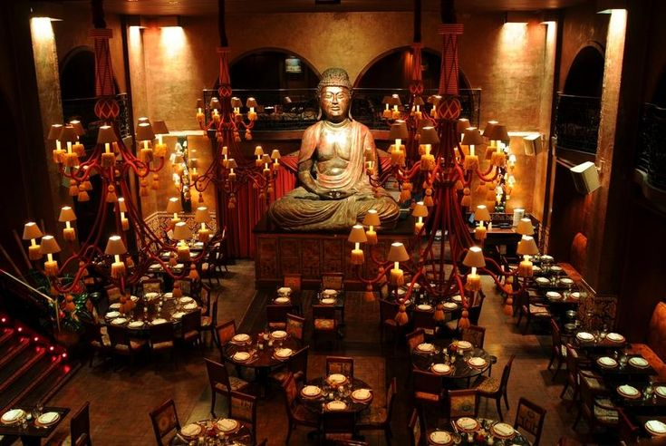 buddha bar, paris - Google Search
