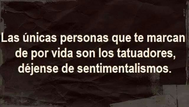 ...dejense de sentimentalismos. #frases #sarcasmo #humor