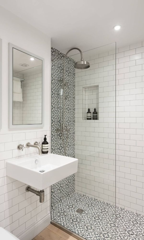 63 Luxury Walk In Shower Tile Ideas That Will Inspire You Page