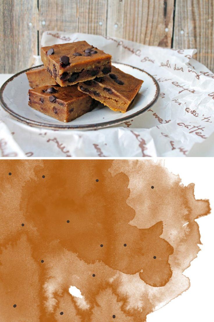 Szerintem ez a legjobb dolog, ami a sütőtökkel történhet. Ezt az eszetlen nevet én adtam neki, mert olyan mint a brownie, csak éppen ...