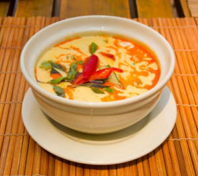 Thai Red Curry Recipe (Gaeng Phed Gai)