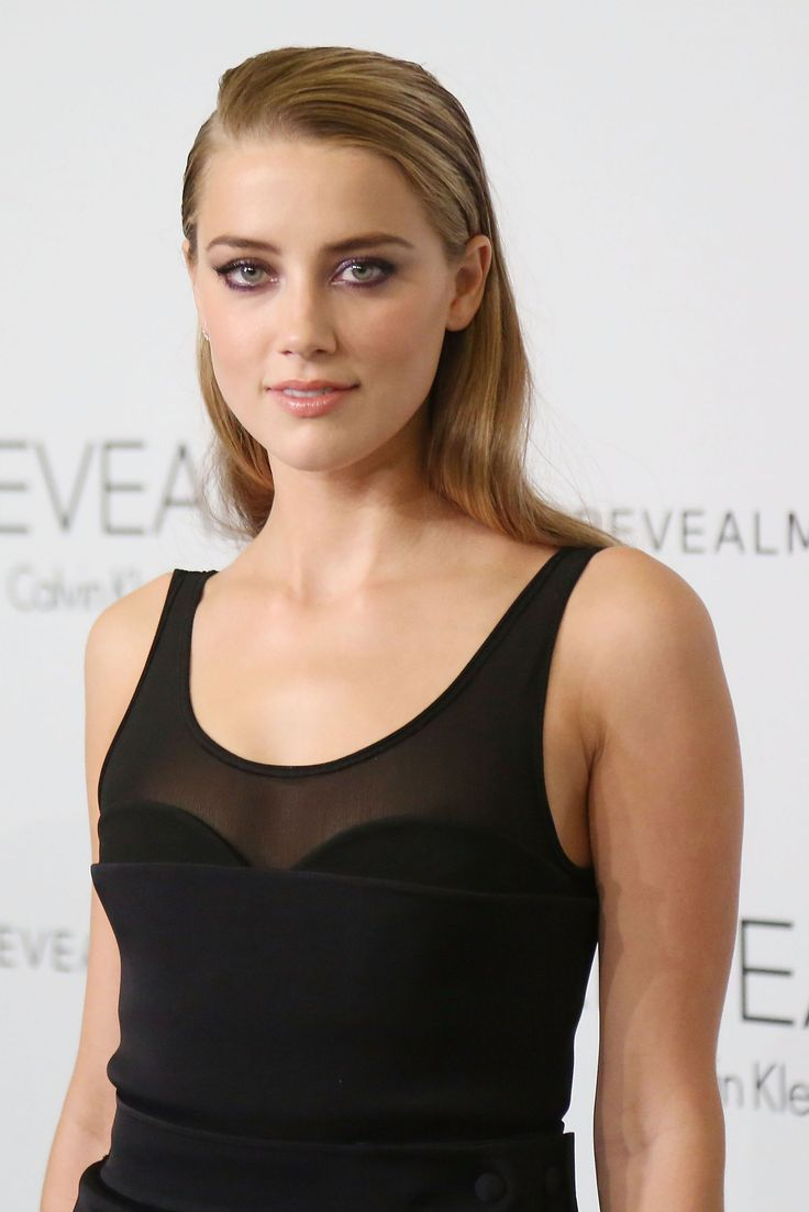 Looking for an Easy Hair Idea? Amber Heard Has Delivered!