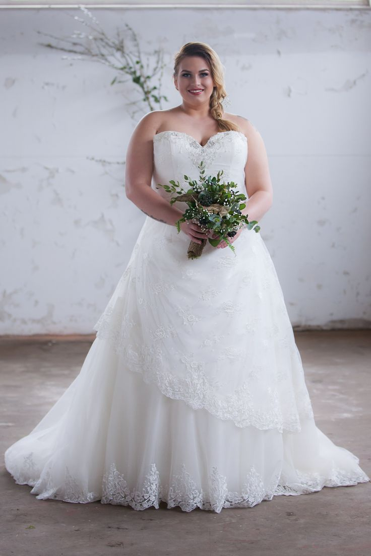 Our Brand New Plus Size Wedding Gowns Will Soon Be Available For Fitting Get