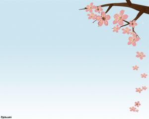 This is Cherry Blossom PowerPoint Template, a free background for PowerPoint that you can use for many purpose